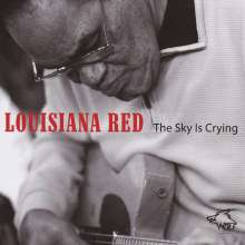 Louisiana Red: The Sky Is Crying, CD
