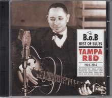 Tampa Red: Best Of Blues, CD