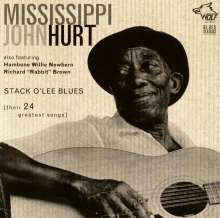 Mississippi John Hurt: Stack O'Lee Blues, CD