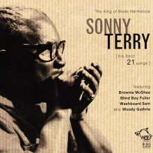 Sonny Terry: The King Of Blues Harmonica, CD