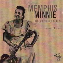 Memphis Minnie: Killer Diller Blues (24 Best Songs), CD