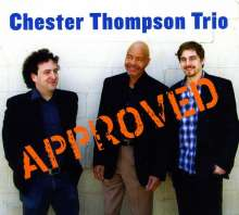 Chester Thompson (Schlagzeug): Approved, CD
