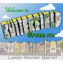 London Klezmer Quartet: Welcome To Butterfield Green N16, CD