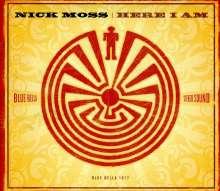 Nick Moss: Here I Am, CD