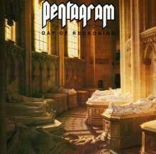 Pentagram: Day Of Reckoning, CD