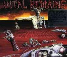 Vital Remains: Let Us Pray, CD