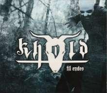 Khold: Til Endes, CD