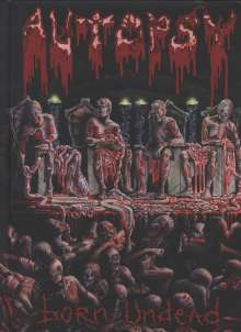 Autopsy: Born Undead, DVD