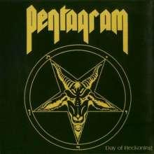 Pentagram: Day Of Reckoning (180g) (Limited Edition), LP