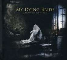 My Dying Bride: A Map Of All Our Failures (CD + DVD)  (Limited Edition), CD