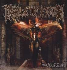 Cradle Of Filth: The Manticore And Other Horrors (180g) (Limited Edition), 4 LPs