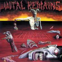 Vital Remains: Let Us Pray (Limited Edition), LP