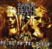 Napalm Death: Order Of The Leech, LP