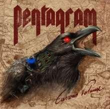 Pentagram: Curious Volume, CD