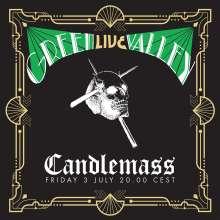 """Candlemass: Green Valley """"Live"""", 1 CD und 1 DVD"""