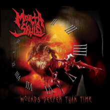 Morta Skuld: Wounds Deeper Than Time, CD