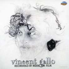 Vincent Gallo: Filmmusik: Recordings Of Music For Film, CD