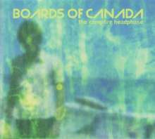 Boards Of Canada: The Campfire Headphase, CD
