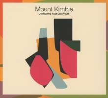 Mount Kimbie: Cold Spring Fault Less Youth, CD