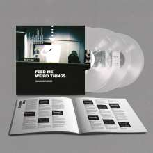 """Squarepusher: Feed Me Weird Things (remastered) (Limited 25th Anniversary Edition) (Clear Vinyl), 2 LPs und 1 Single 10"""""""