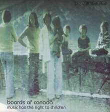 Boards Of Canada: Music Has The Right To Children, 2 LPs