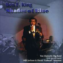 Ben E. King: Shades Of Blue, CD