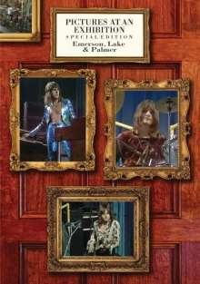 Emerson, Lake & Palmer: Pictures At An Exhibition, DVD