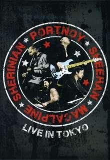 Portnoy, Sheehan, MacAlpine & Sherinian: Live In Tokyo (Ländercode 1), DVD