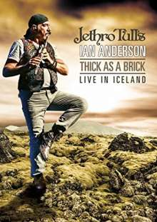 Jethro Tull's Ian Anderson: Thick As A Brick: Live In Iceland, DVD