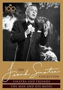 Frank Sinatra (1915-1998): Sinatra & Friends / The Man & His Music, DVD