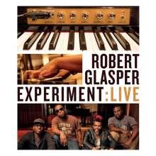 Robert Glasper (geb. 1979): Robert Glasper Experiment: Live, DVD