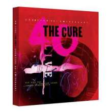 The Cure: 40 Live - Curætion 25 - Anniversary (Limited Edition), 2 DVDs und 4 CDs