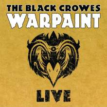 The Black Crowes: Warpaint: Live 2008, Blu-ray Disc