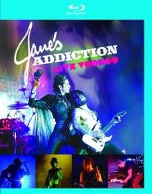 Jane's Addiction: Live Voodoo, Blu-ray Disc