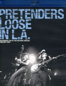 The Pretenders: Loose In L.A.: Live 2003, Blu-ray Disc