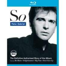 Peter Gabriel: So Classic Album, Blu-ray Disc