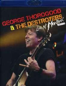 George Thorogood: Live At Montreux 2013, Blu-ray Disc