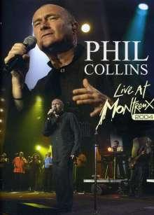Phil Collins: Live At Montreux 2004, 2 DVDs