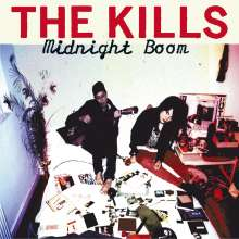 The Kills: Midnight Boom, CD