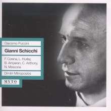 Giacomo Puccini (1858-1924): Gianni Schicchi, CD