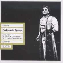 Carl Orff (1895-1982): Oedipus der Tyrann, 2 CDs