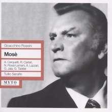 Gioacchino Rossini (1792-1868): Mose (Version von 1827), 2 CDs