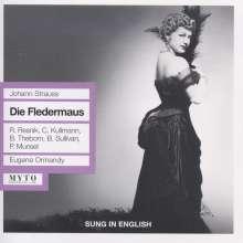 Johann Strauss II (1825-1899): Die Fledermaus, 2 CDs