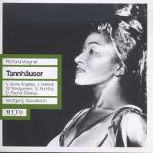 Richard Wagner (1813-1883): Tannhäuser, 3 CDs