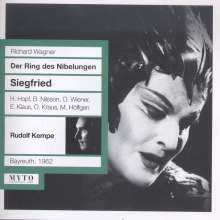 Richard Wagner (1813-1883): Siegfried, 3 CDs