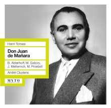 Henri Tomasi (1901-1971): Don Juan de Manara, 2 CDs