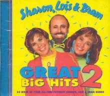 Lois Sharon & Bram: Great Big Hits 2, CD