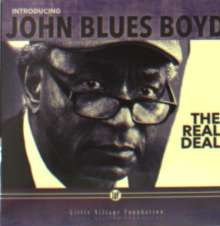 John 'Blues' Boyd: Real Deal, CD