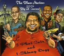 "Al ""Big"" Carson: 3 Phat Catz & 1 Skinny Dogg, CD"