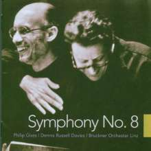 Philip Glass (geb. 1937): Symphonie Nr.8, CD
